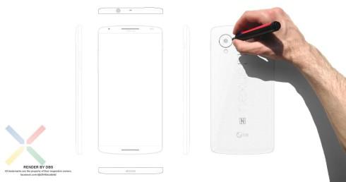 Nexus 5 2015 DBS concept 4