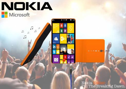 Nokia Ember concept phone 1