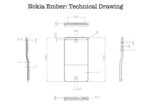 Nokia Ember concept phone 3