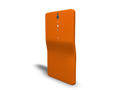 Nokia Ember concept phone 5