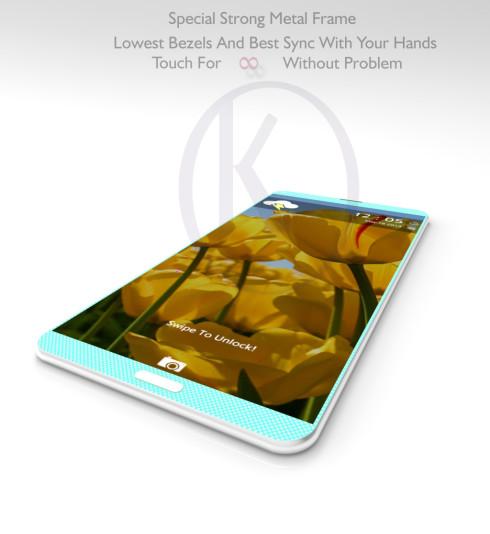 Samsung Galaxy A9 concept 1