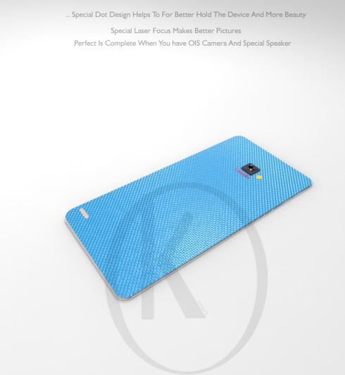Samsung Galaxy A9 concept 2