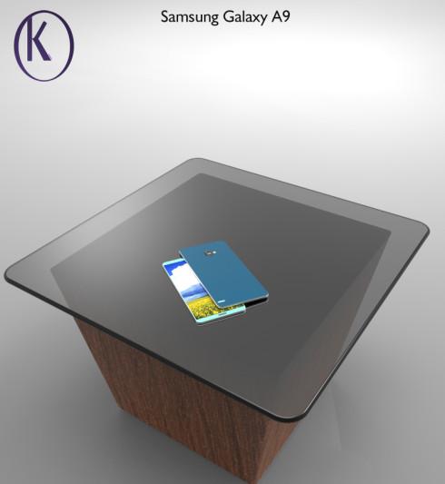 Samsung Galaxy A9 concept 4