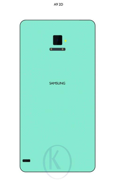 Samsung Galaxy A9 concept 5