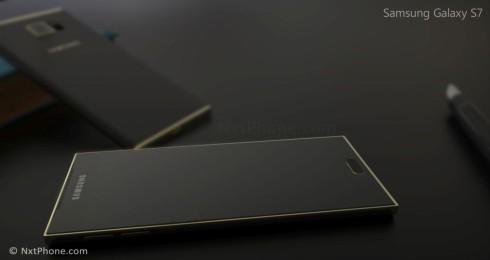 Samsung Galaxy S7 concept Jermaine Smit 2
