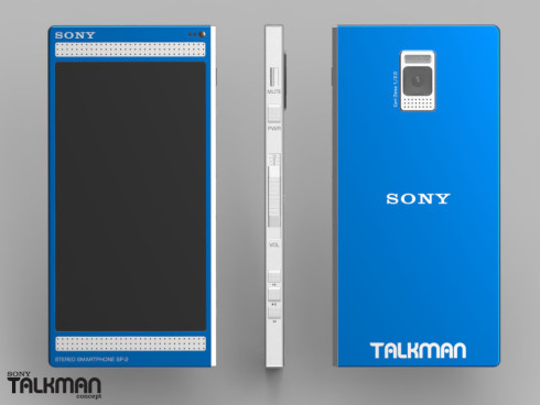 Sony Talkman concept 3
