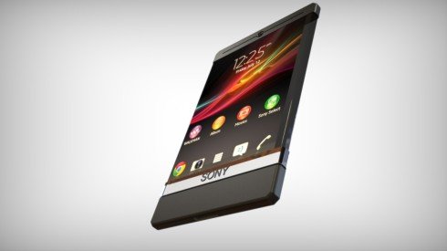 Sony Xperia Elegant concept 4