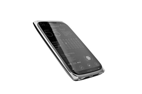 Vega Quartet 2013 concept phone 1