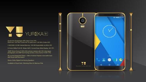 Yu Yureka concept phone