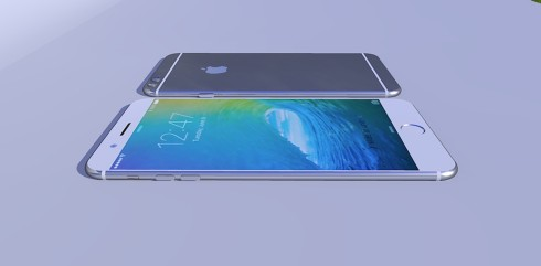 iPhone 6S concept render 1