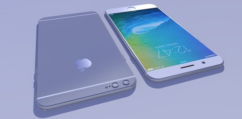 iPhone 6S concept render 2