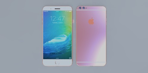 iPhone 6S concept render 3