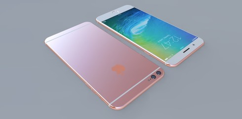 iPhone 6S concept render 4