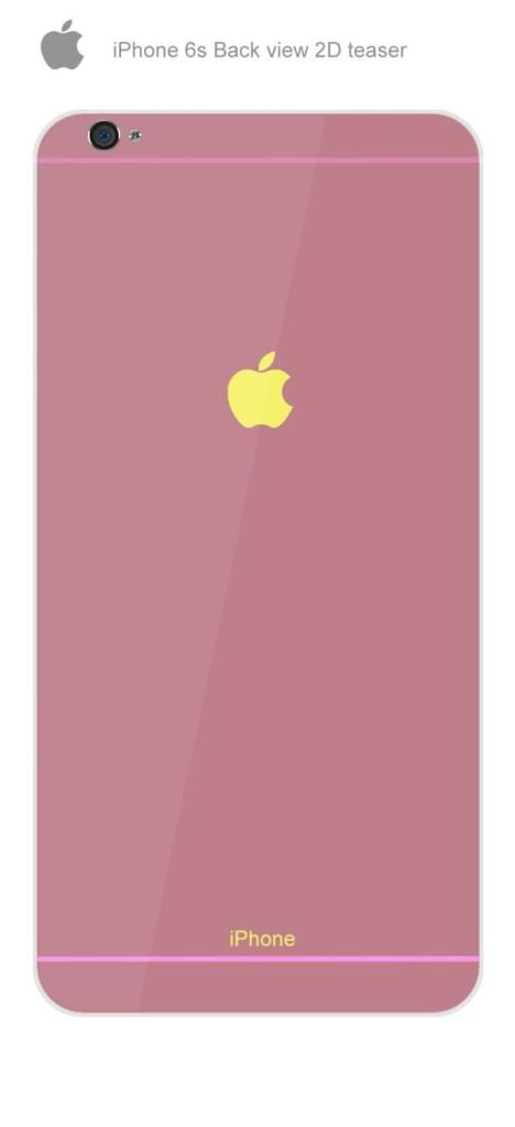 iPhone 6s teaser concept Kiarash Kia 2