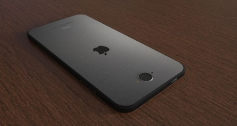 iPhone 7 Jermaine Smit concept may 2