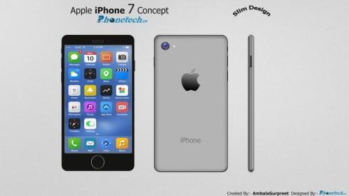 iPhone 7 concept gurpreet singh 1