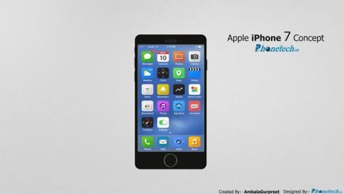 iPhone 7 concept gurpreet singh 3