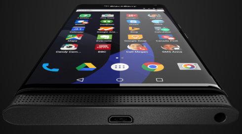 BlackBerry Venice concept