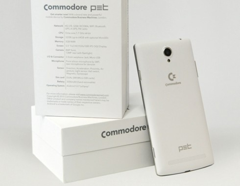 Commodore PET smartphone 1