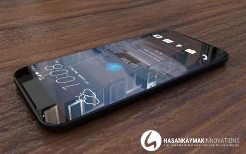 HTC Aero Hasan Kaymak concept 1