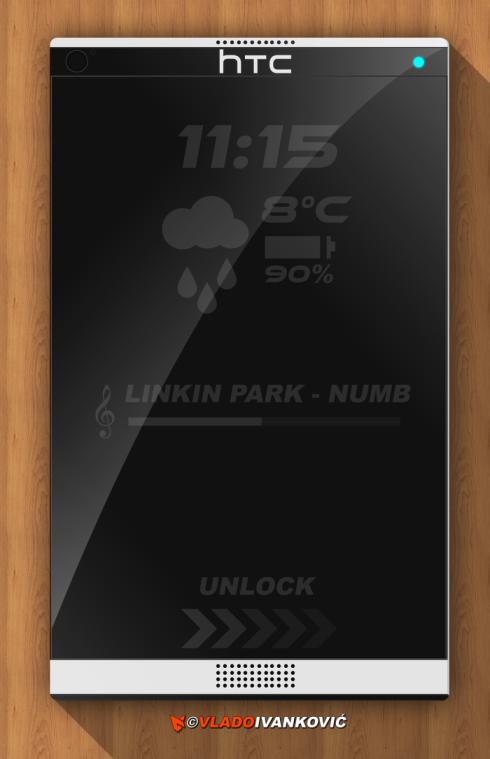 HTC One M10 concept vlado 1