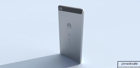 Huawei Nexus concept render 2