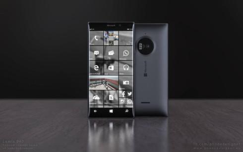 Lumia 940 concept Jonas Daehnert 1