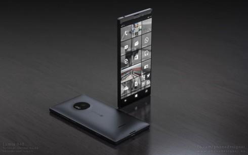 Lumia 940 concept Jonas Daehnert 2