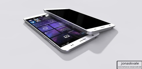 Lumia concept metal design 2