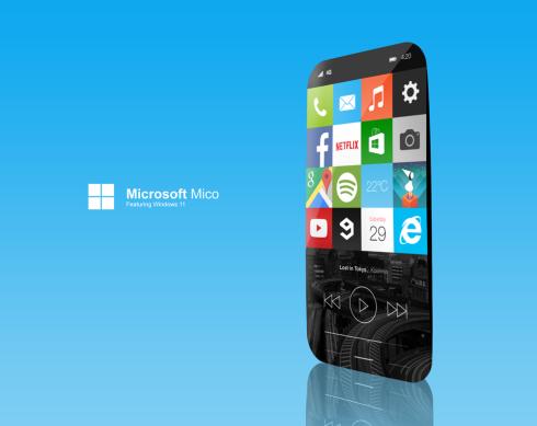 Microsoft Mico Windows 11 concept 1