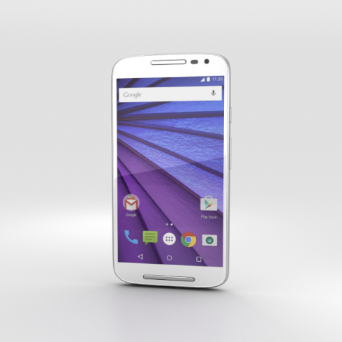 Motorola Moto G 2015 render 6