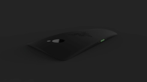 Razer Venom smartphone concept 4