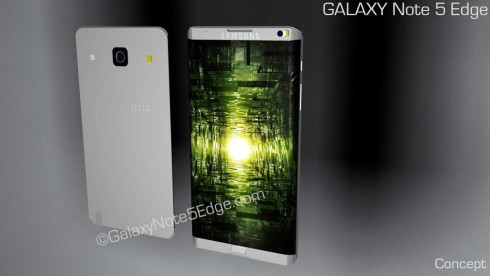 Samsung Galaxy Note 5 Edge concept 4
