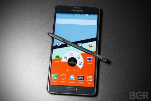 Samsung Galaxy Note 5 leaked render 1
