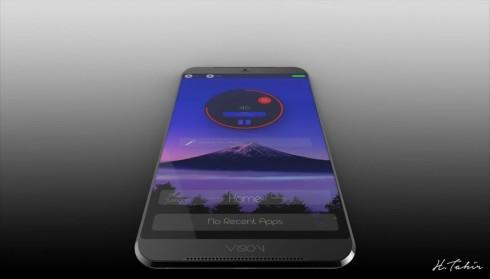Vision VM 5.1 Fuji concept 4