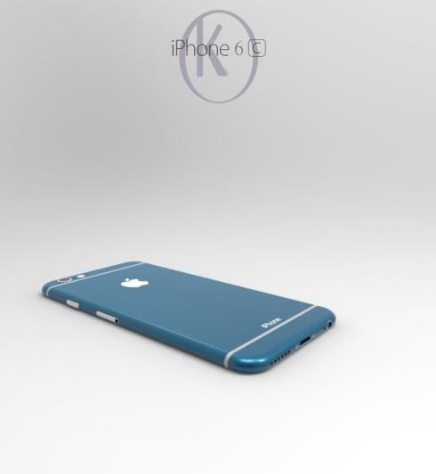 iPhone 6c concept Kiarash Kia 5