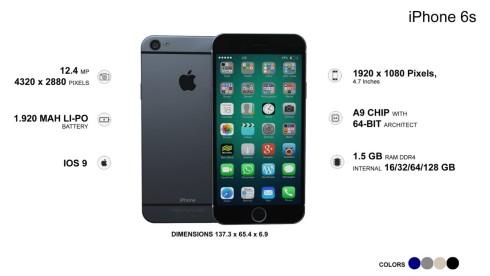 iPhone 6s Jermaine Smit concept 3