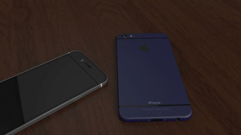 iPhone 6s Jermaine Smit concept 5