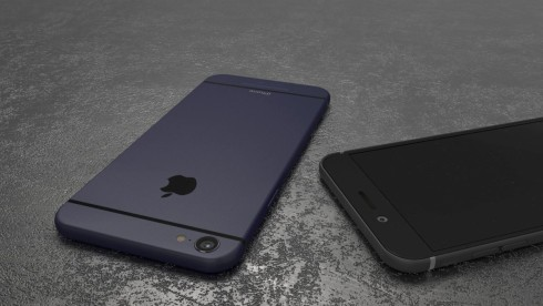 iPhone 6s Jermaine Smit concept 6