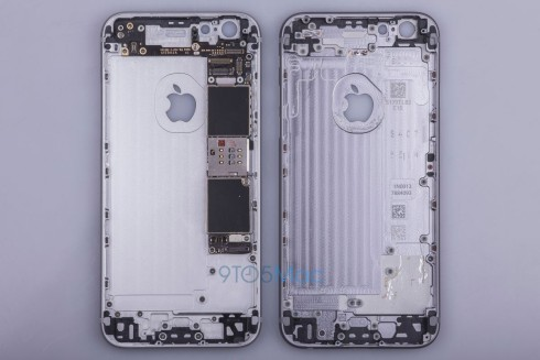 iPhone 6s leaked case 1