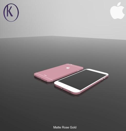 iPhone 7 new design Kiarash Kia July 2015 1