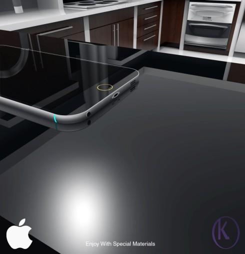 iPhone 7 new design Kiarash Kia July 2015 2