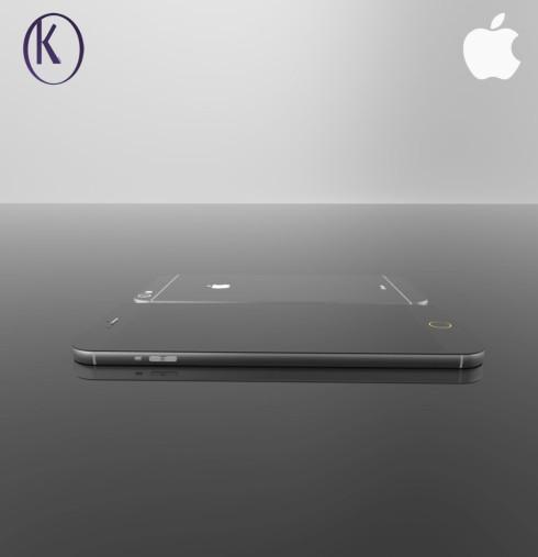 iPhone 7 new design Kiarash Kia July 2015 7