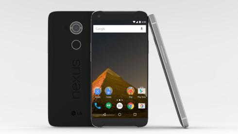 2015 Nexus Phone concept little green dude 1