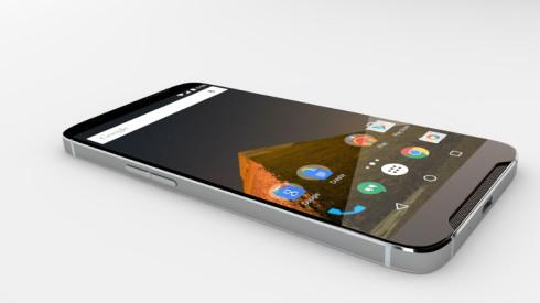 2015 Nexus Phone concept little green dude 3