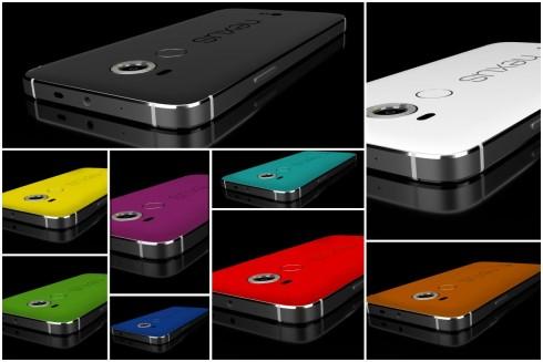 2015 Nexus Phone concept little green dude 5