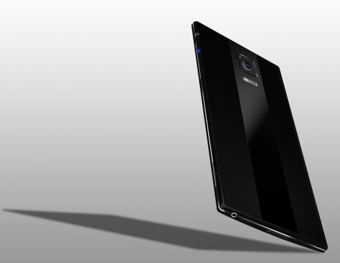 Curvy phone concept 6