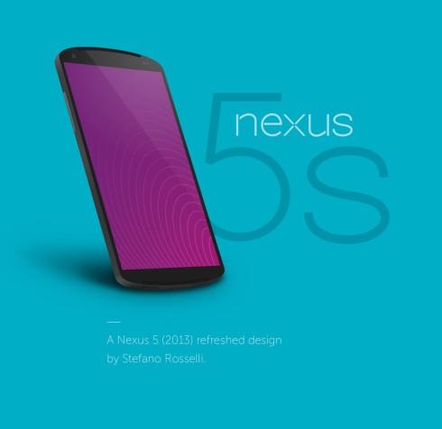 Google Nexus 5S concept 1