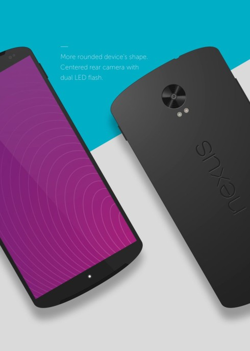 Google Nexus 5S concept 2