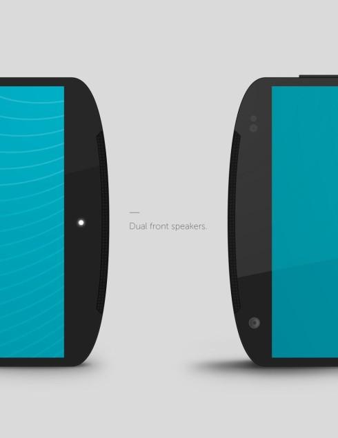 Google Nexus 5S concept 3